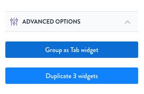 Multi-Widget duplication img