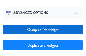 Multi-Widget duplication img