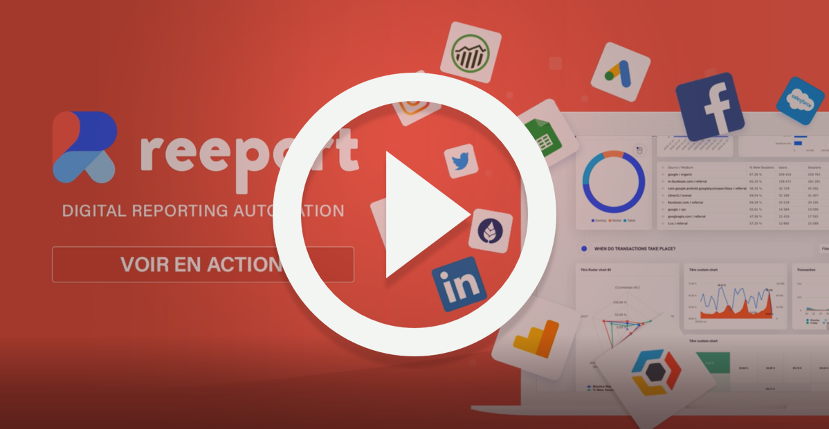 Digital reporting automation video